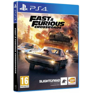 PS4 Fast & Furious...