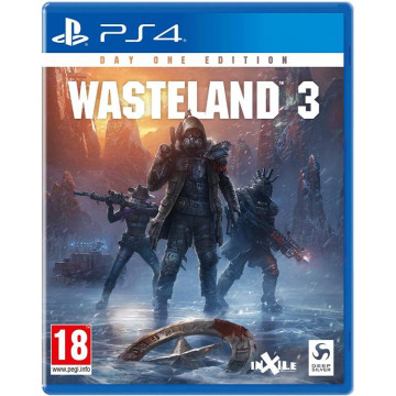 PS4 Wasteland 3 - DayOne...