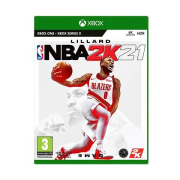 XBOX ONE NBA 2K21 EU