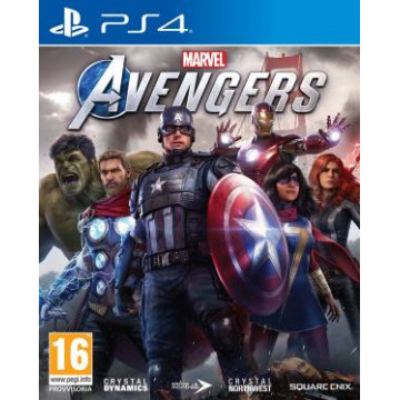 PS4 Marvel's Avengers EU
