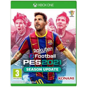 XBOX ONE eFootball PES 2021...