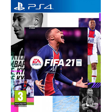FIFA 21 de Playstation 4