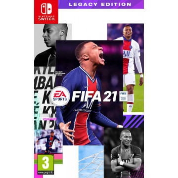 La FIFA 21 Nintendo Switch...