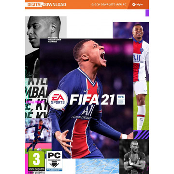 PC FIFA 21 (CODE IN A BOX)