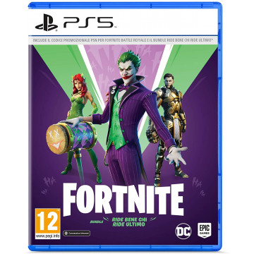 PS5 Fortnite-Laughs Well...