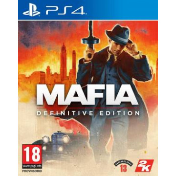 PS4 Mafia - Definitive...