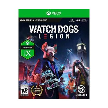 XBOX ONE Watch Dogs de la...
