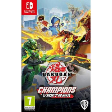 Switch Bakugan: Campioni di...