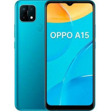 "OPPO A15 3+32GB 6.5"" Blue DS"