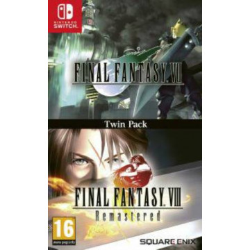 Switch Final Fantasy VII &...