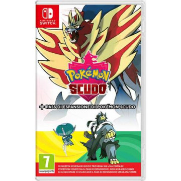 Switch Pokemon Scudo +...