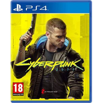 PS4 Cyberpunk 2077 - DayOne...