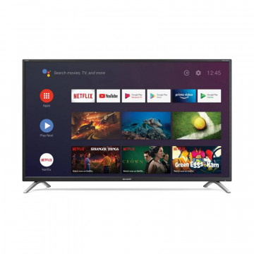 "TV COLOR 43"" LED SHARP..."