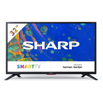 "TV COLOR 32"" LED SHARP..."