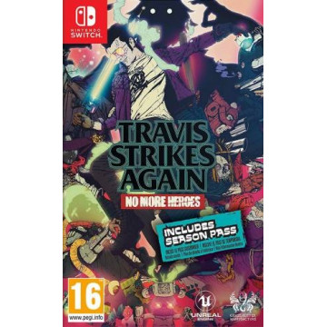 Nintendo Switch Game Travis...