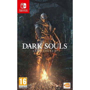 Nintendo Switch Gioco Dark...