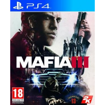 PS4 video Game Mafia 3 +...