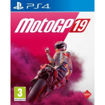 PS4 Video gioco MotoGP 19