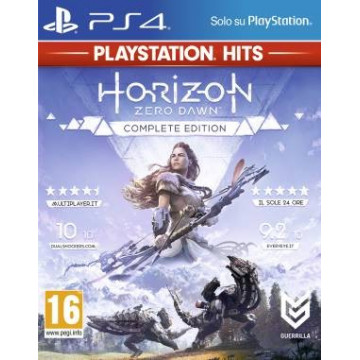 PS4 Horizon Zero Dawn...