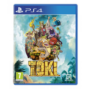 PS4 Game Toki EU