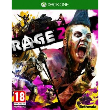 XBOX ONE the Game Rage 2 EU