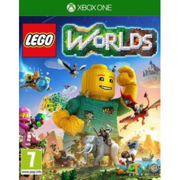XBOX ONE game LEGO Worlds